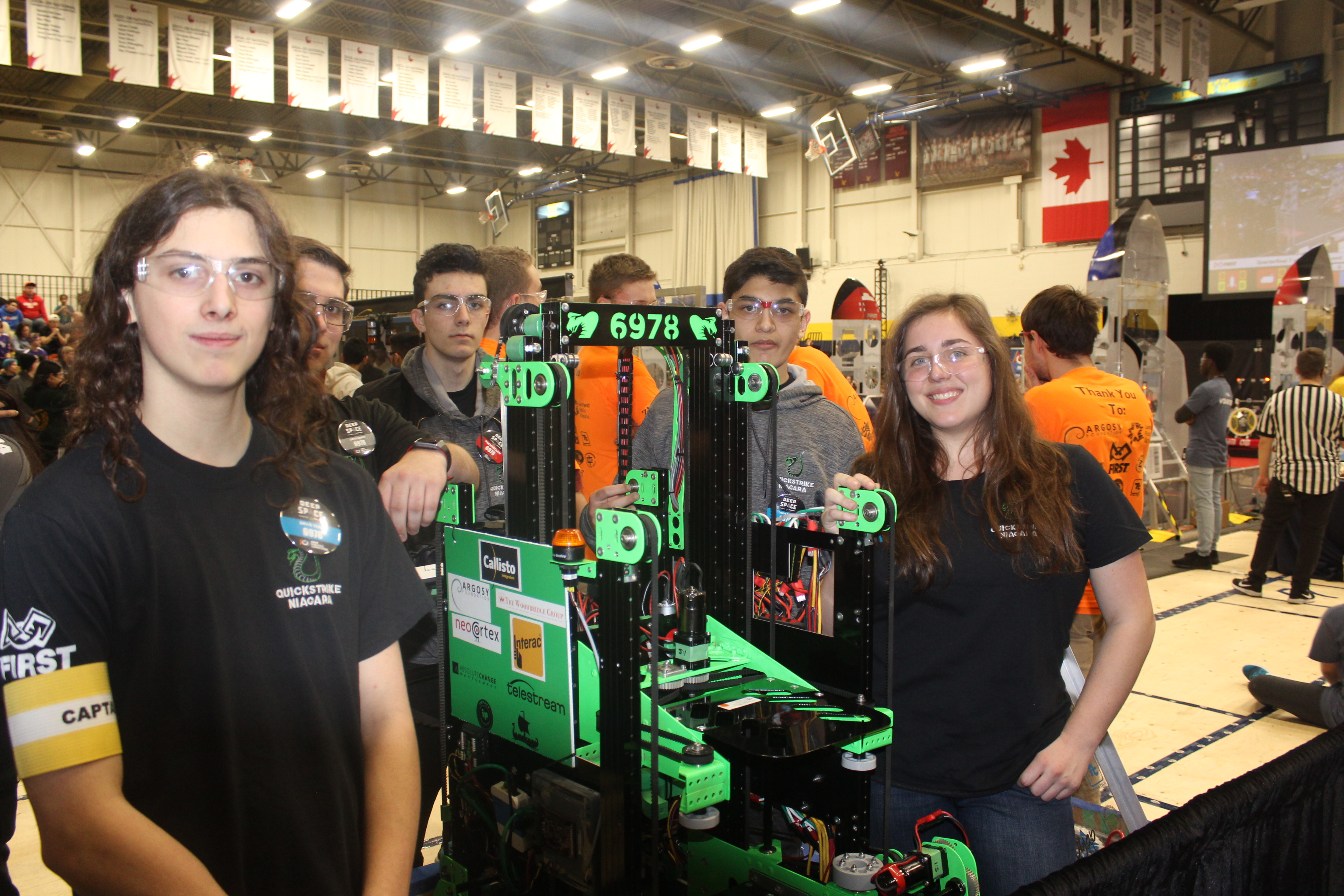 FRC Team QuickStrike